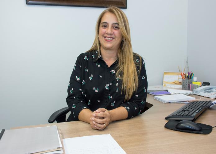 Juíza Maria Luiza de Andrade Rangel Pires, coordenadora do Centro de Reconhecimento de Paternidade (CRP) e coordenadora adjunta do Centro Judiciário de Solução de Conflitos e Cidadania de Belo Horizonte (Cejusc/BH) - Foto: Eric Bezerra